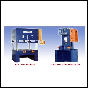 Hydraulic Pallets Presses